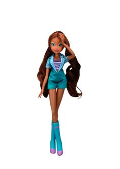 Winx Friends Forever Layla Doll - Witty Toys