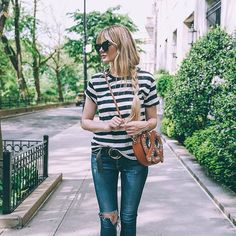 Stripes all Summer.