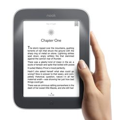 Nook glowlight - Nook with a light! Lightning Strikes, Nook, Products, Nooks, Zug, Gadget
