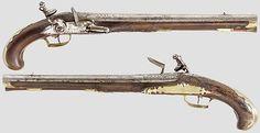German Flintlock Pistols