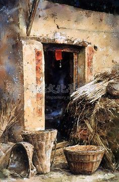 Hsieh Ming Chang Chinese Painter