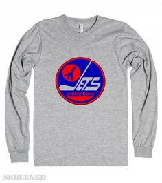 Sherbrooke Jets | The Sherbrooke Jets were a minor professional ice hockey team in the American Hockey League, based in Sherbrooke, Quebec. They were a farm team of the National Hockey League's Winnipeg Jets. #Skreened