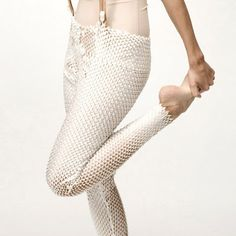 Snake & Molting legwear by Camille Cortet.  #colorevolution