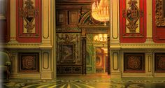 Spirited Away (2001) - Background Design