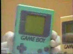 Game Boy Pocket commercial