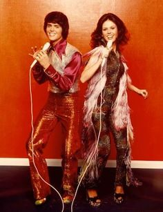 """Donnie and Marie show...""""a little bit country and a little bit rock and roll"""""""