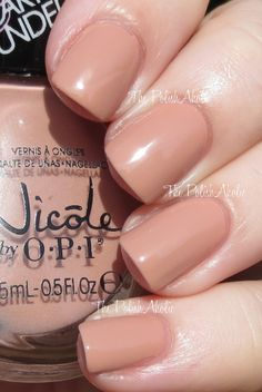 The PolishAholic: Nicole by OPI Carrie Underwood Collection Swatches - Southern Charm
