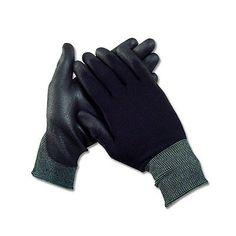 Genuine Breitling handling cleaning black Gloves set size M medium
