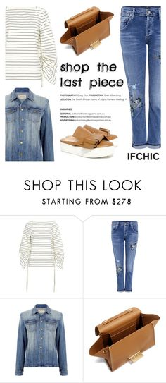 """Shop the last piece: Clothing!"" by ifchic ❤ liked on Polyvore featuring TIBI, Citizens of Humanity, Current/Elliott, ZAC Zac Posen, N°21 and contemporary"