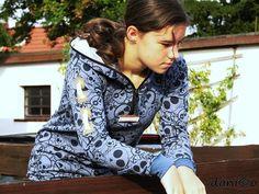 Hoodie BMC for Girls Gr. 110-170 - Nähanleitungen bei Makerist