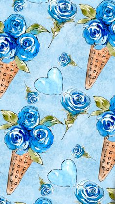 Flower Iphone Wallpaper, Rose Wallpaper, Cellphone Wallpaper, Wallpaper Backgrounds, Watercolor Drawing, Watercolor Background, Wallpaper Layers, Beautiful Paintings, Rose Paintings