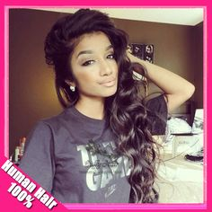 Body Wave 100% Brazilian virgin human hair Glueless Full Lace wigs/ Lace Front wigs with Baby hair& Bleached konts