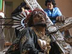 Erice. Processione dei Misteri del venerdì santo - Good Friday in Erice  #easterinsicily #visitsicily #Erice