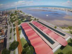 #penserecife sugere transformar o cais em um equipamento metropolitano para os moradores