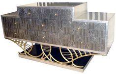 Art Déco - Cabinet 'Enfilade' - James Mont - Années 30