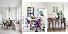 Decoracion de interiores con sillas tolix