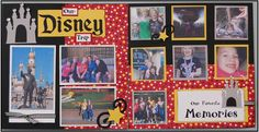 disney scrapbook layouts image - disney 000 jpg -