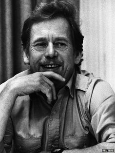 Images from the life of Czechoslovakia's dissident-turned-president, Vaclav Havel, who has died at the age of August Strindberg, Freedom Of Speech, The Magicians, Role Models, World, Pictures, Photos, People, Samuel Beckett