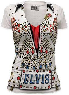 Elvis Presley Birthday 2010 Adult Tank Top T-shirt