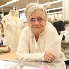 Oscar and Tony Award-Winning Costume Designer Ann Roth