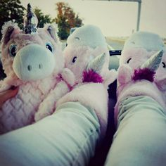 Unicorn slippers  Primark Pink toy fluffy stuffed