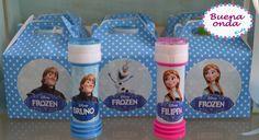 Burbujeros personalizados Frozen
