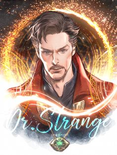 Doctor Strange is a key part of Marvel. With his socerery and time-being powers Doctor Strange is proving himself an unexpected MVP! Marvel Films, Marvel Art, Marvel Characters, Marvel Heroes, Marvel Comics, Doctor Stranger, Dr Strange, Marvel Entertainment, Weird Art