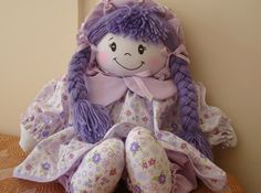 See related links to what you are looking for. Raggedy Ann, Beautiful Dolls, Crochet, Baby Dolls, Hello Kitty, Sewing Projects, Teddy Bear, Crafty, Christmas Ornaments