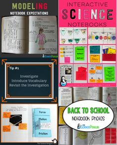 Read more about science notebooks
