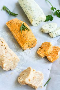 Sage Butter, Herb Butter, Butter Cheese, Grilled Vegetables, Grilled Meat, Cowboy Butter Recipe, Steak Toppings, Steak Butter, Butter Sauce