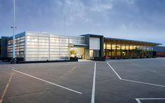 office of mcfarlane biggar architects + designers, Prince George, Prince George Airport