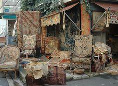 Clignancourt, Paris flea market