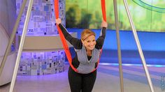 11 Reasons Why You Have To Try AntiGravity® Aerial Yoga – Katie Couric