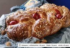 Cureki - görög húsvéti kalács