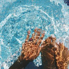 sun + water + reflection