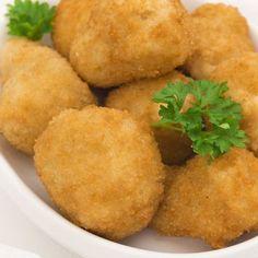 Deep Fried Mushrooms Recipe