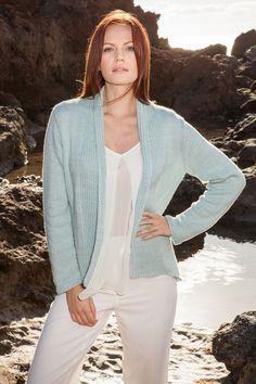 Lana Grossa JACKE 365 Cotone - ALL SEASONS 365 No. 1 - Modell 7 | FILATI.cc WebShop