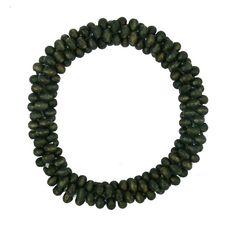 Bubble Bead Bracelet - Black $19.95 #leethal #accessories #fashion