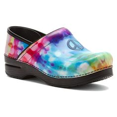 Dansko Professional | Women's - Peace and Love Leather
