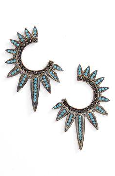 Main Image - Karen London Obviously Amazing Earrings