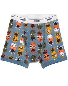 Pineapple Boxer Briefs