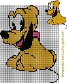 Pluto Baby - Disney