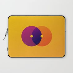 8 (Eight) Laptop Sleeve by zainabzuberi | Society6