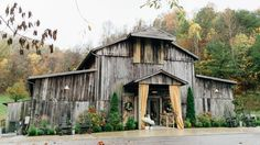 The Barn at Chestnut Springs | If rustic romance fills your wedding day dreams, these sweet wedding spots are sure to leave you swooning. When it comes to charming barn weddings, no place rivals the South. From dairy farms turned dream wedding venues to shabby chick, white wonders, our region is overflowing with awe-inspiring spots for the rustic bride. Our favorite wedding barns are situated on sweeping landscapes and full of history and heart that's sure to bring a sweetly special…