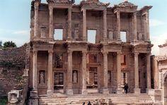 Cellsus's Library. Efesos, Turkey