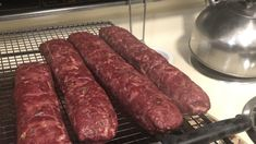 Venison Cheddar-Jalapeno Summer Sausage Recipe | Allrecipes