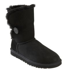 UGG® Australia 'Bailey Button' Boot (Women) available at Sock Shoes, Cute Shoes, Me Too Shoes, Ugg Boots Cheap, Uggs For Cheap, Buy Cheap, Ugg Winter Boots, Warm Boots, Classic Ugg Boots