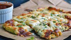 Kompletne bez múky: Vyskúšajte úžasné FIT jednohubky z karfiolu, syra a byliniek