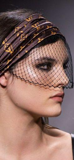Louis Vuitton Accessories, Veil, Halloween Face Makeup, Classy, Elegant, Connect, Bond, People, Chic
