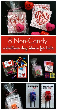 8 Non Candy Valentinstag Ideen für Kinder - Valentine's Day - - Lego Homemade Valentines Day Cards, Kinder Valentines, Valentine Gifts For Kids, Valentines Day Party, Valentine Day Crafts, Valentine Ideas, Printable Valentine, Valentine Wreath, Valentine Box